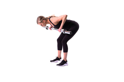 Barbell Bent-Over Row