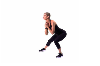 Bodyweight Burnout Lunge