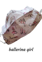 Load image into Gallery viewer, Pet Bandana-  Ballerina Slippers