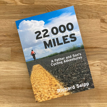 22,000 Miles by Richard Seipp