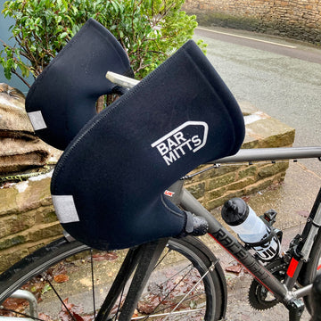 Bar Mitts - Handlebar Mittens for Drop Bars