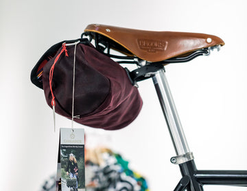 Carradice Zipped Roll Saddlebag