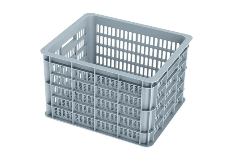 Basil Crate - Silver