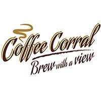 Coffee Corral's Logo