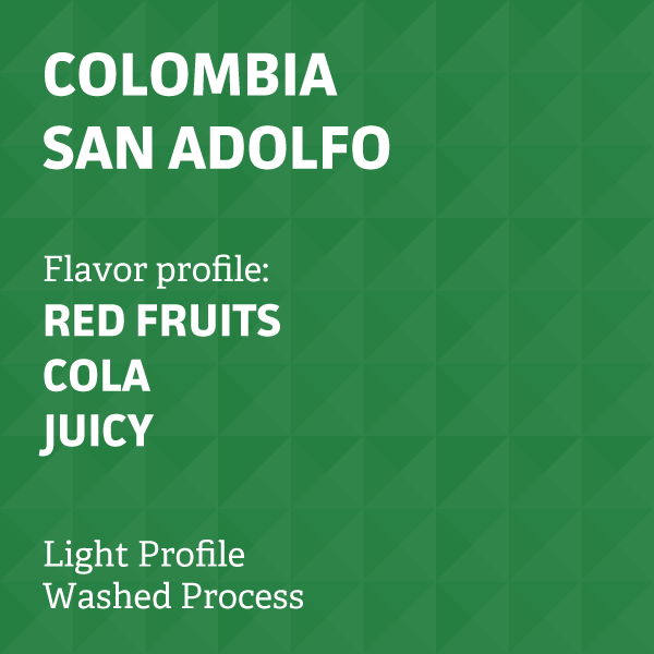 Colombia San Adolfo