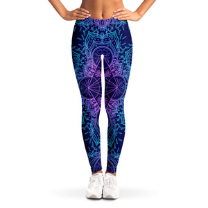 Mandala Leggings