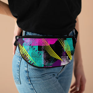 80s Retro Crossbody Bag