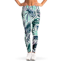 Load image into Gallery viewer, Tropical Floral Print Leggings