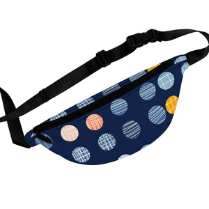 Polka Dots Crossbody Bag