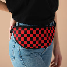 Load image into Gallery viewer, Checkered Crossbody Bag