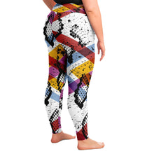 Load image into Gallery viewer, Animal Print Plus Size Leggings