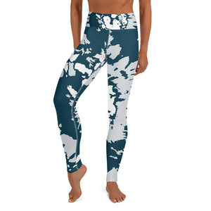 Tie Dye Yoga Leggings