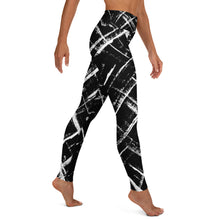 Load image into Gallery viewer, Stripe Yoga Leggings