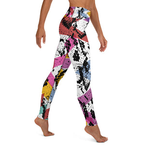 Animal Print Yoga Leggings