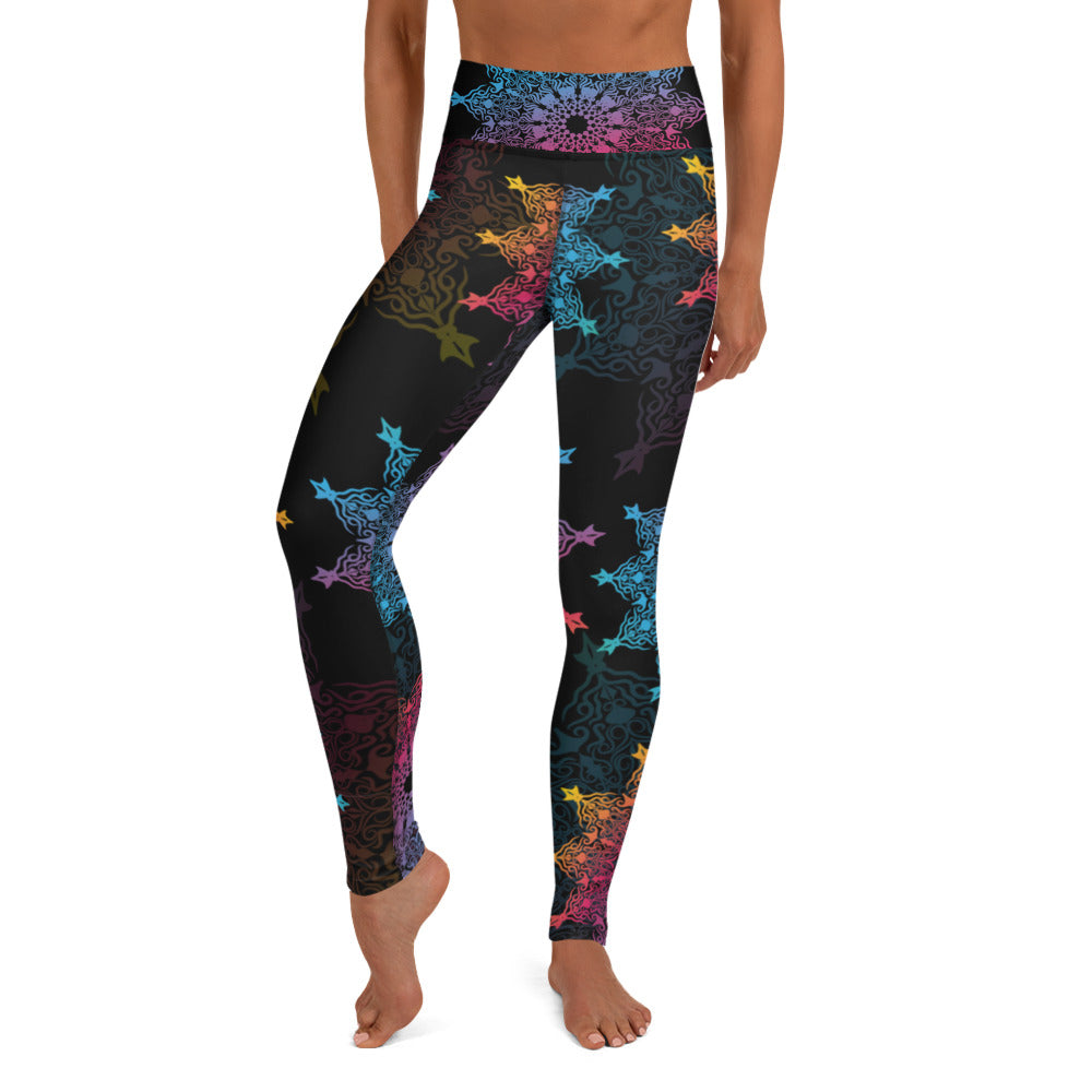 Mandala Yoga Leggings