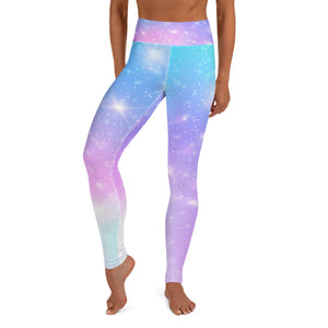 Galaxy Yoga Leggings