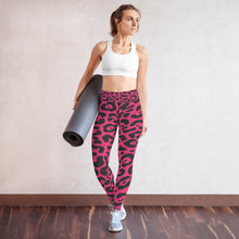 Load image into Gallery viewer, Animal Print Yoga Leggings