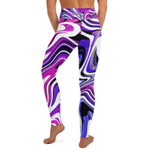 Load image into Gallery viewer, Psychedelic Yoga Leggings