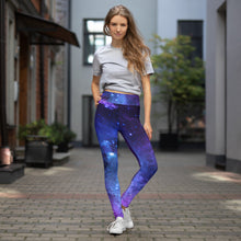 Load image into Gallery viewer, Galaxy Yoga Leggings