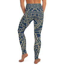 Load image into Gallery viewer, Abstract Yoga Leggings