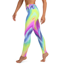 Load image into Gallery viewer, Tie Dye Yoga Leggings