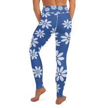 Load image into Gallery viewer, Floral Print Yoga Leggings