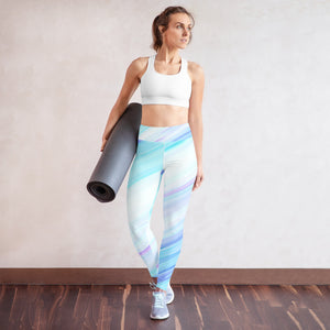 Pastel Yoga Leggings