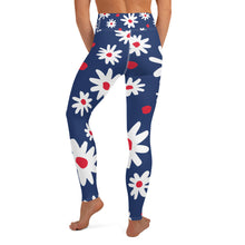 Load image into Gallery viewer, 70s Retro Print Yoga Leggings