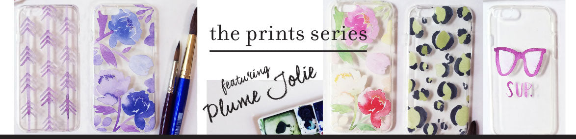 Artist Collection Featuring Plume Jolie