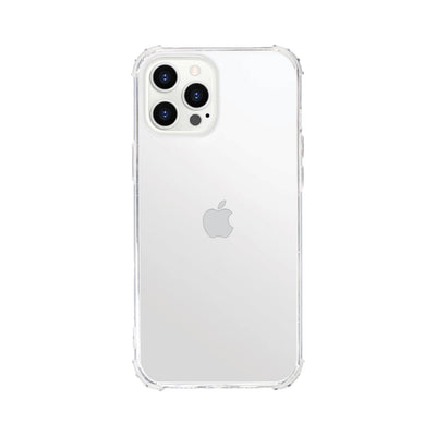 OTM Basics Tough Edge Phone Case (Clear), iPhone 12/12 Pro
