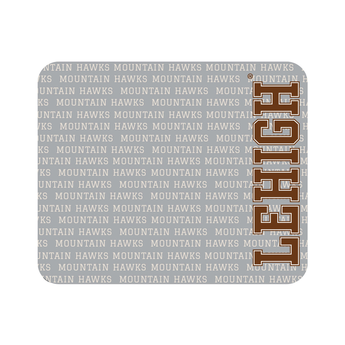 Lehigh University, Mouse Pad