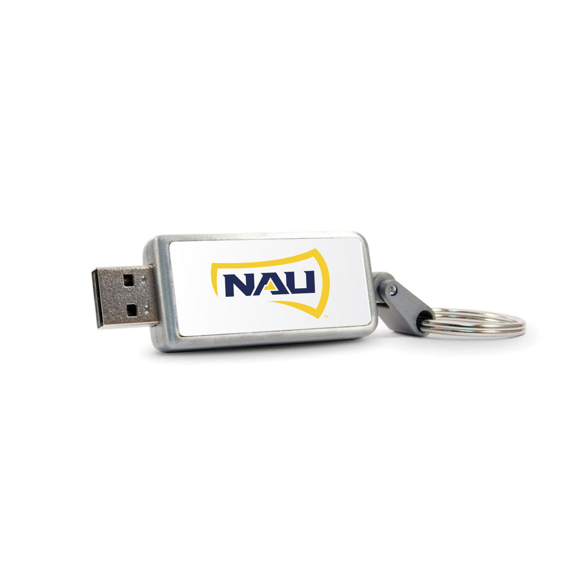 OTM Essentials Keychain USB Flash Drive Northeastern University