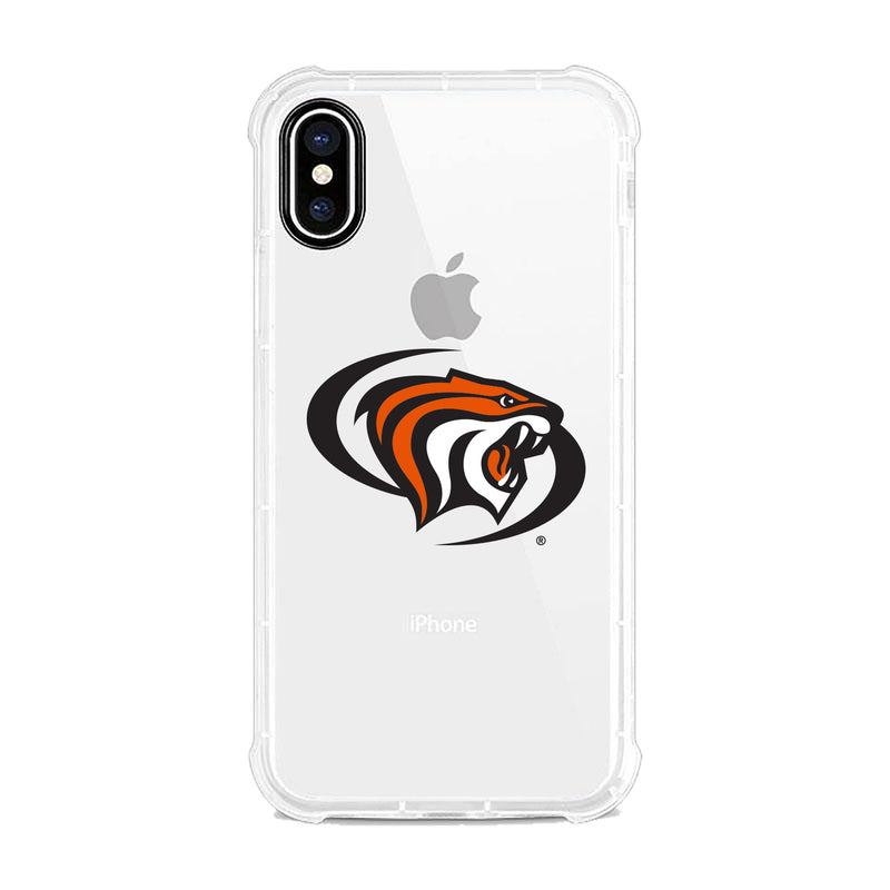 University of the Pacific, Tough Edge Phone Case, Classic Clear