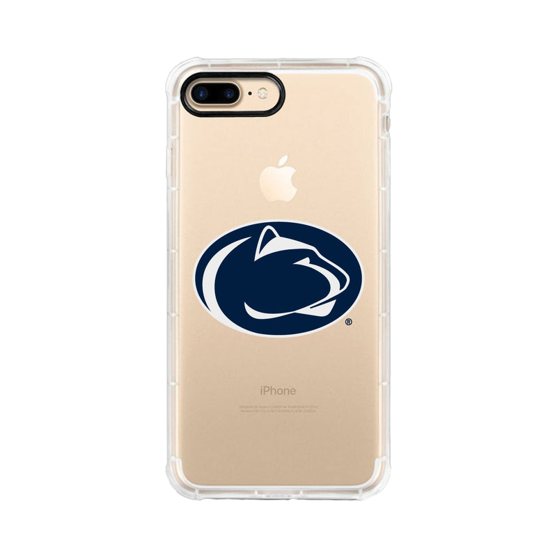 Penn State University, Tough Edge Phone Case, Classic Clear