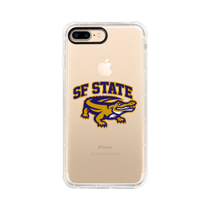San Francisco State University, Tough Edge Phone Case, Classic Clear