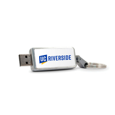 University of California - Riverside V2 Keychain USB 2.0 Flash Drive, Classic V1 - 32GB