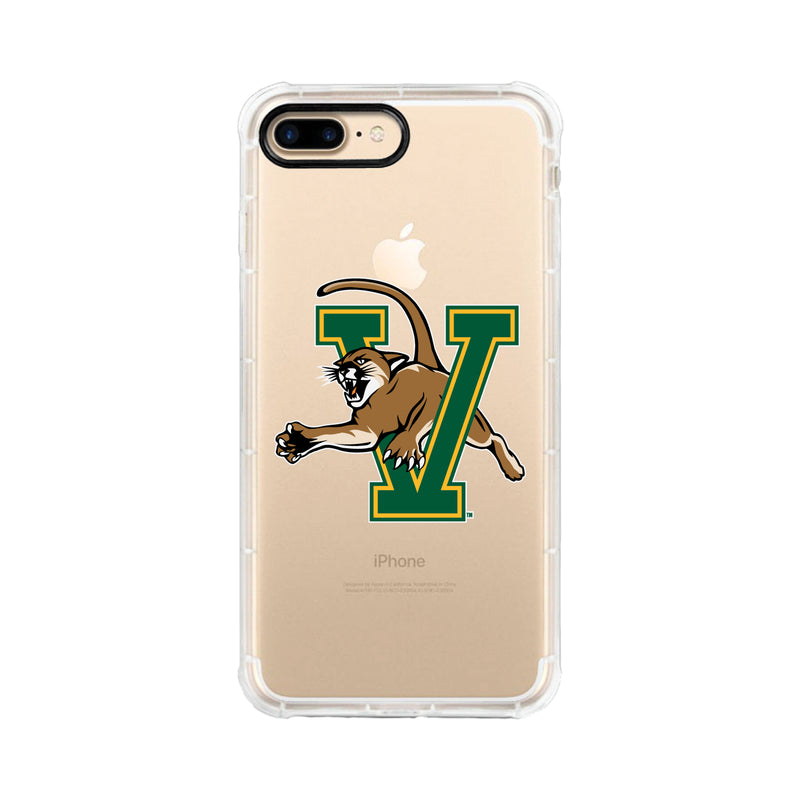 University of Vermont, Tough Edge Phone Case, Classic Clear
