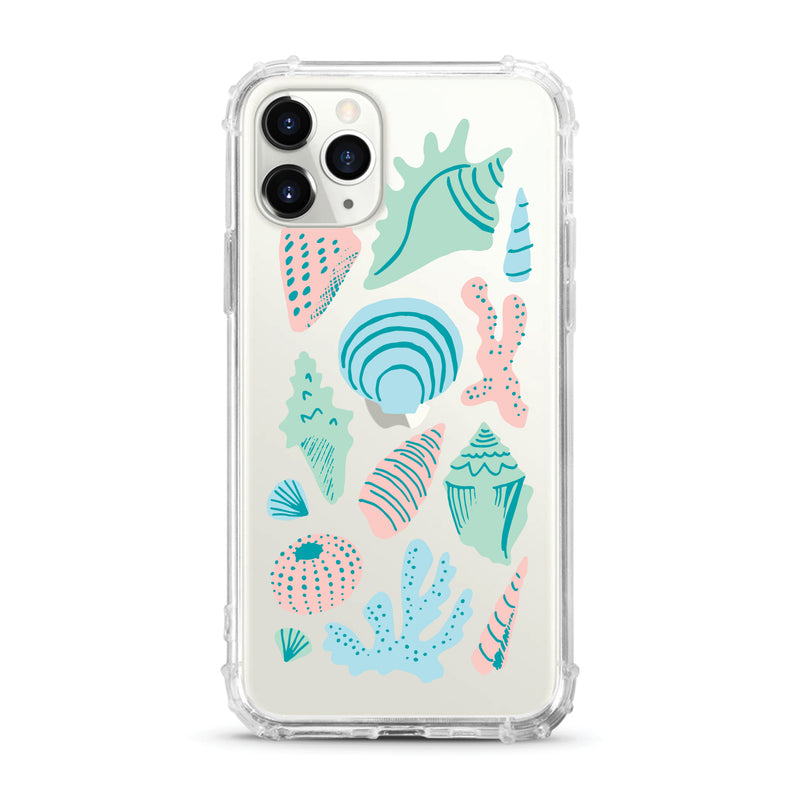 Phone Case Shell Collection LightSkyBlue