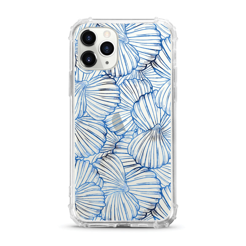 Phone Case Shell Party Blue
