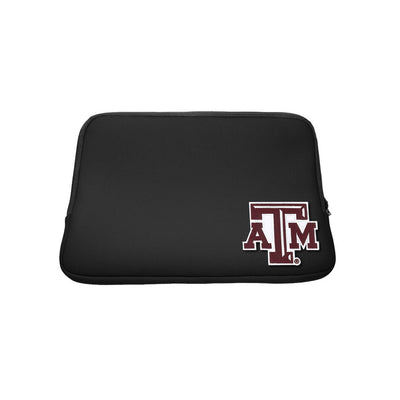 Texas A&M University Black Laptop Sleeve, Classic - 15""