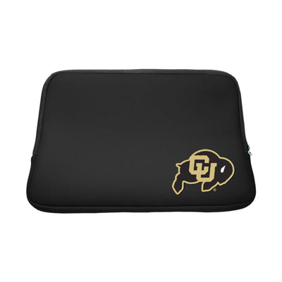 University of Colorado Black Laptop Sleeve, Classic - 15""