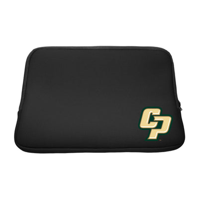 California Polytechnic State University Black Laptop Sleeve, Classic V1 - 15""