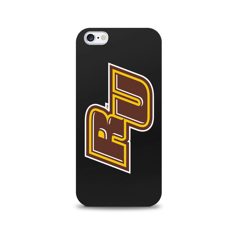 Rowan University, Tough Edge Phone Case, Classic Clear