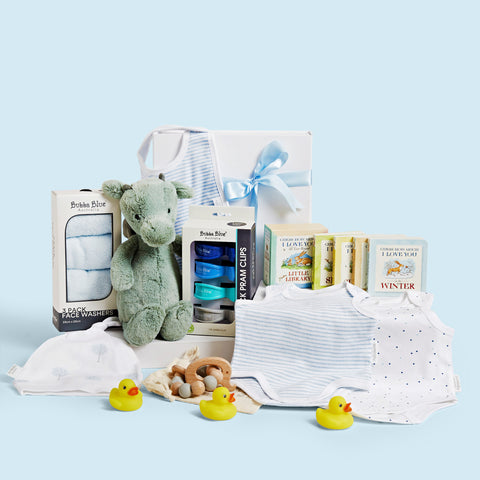 Little Prince Baby Boy Hamper