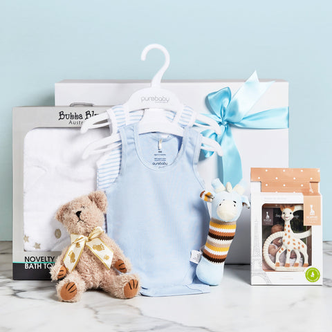 Boy Joy Baby Hamper