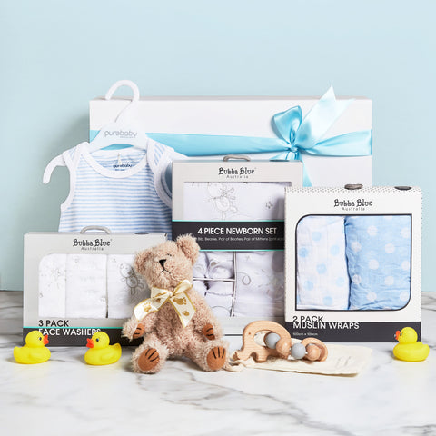 Our little Prince Baby Boy Hamper