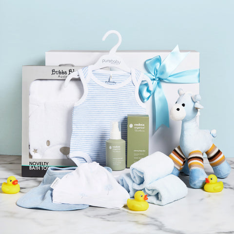 Dreamy Baby Boy Hamper