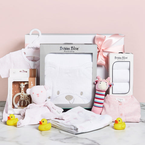 Ultimate Baby Girl Hamper