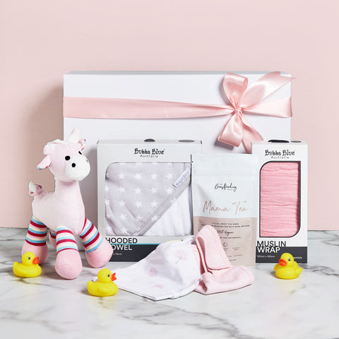 Essential  Baby Girl Hamper