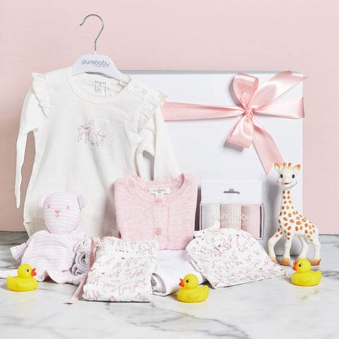 My Little Princess Baby Girl Hamper